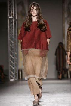 Uma Wang Ready To Wear Spring Summer 2015 Milan