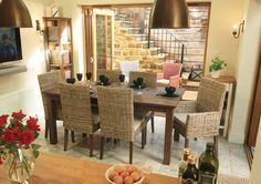 Daro Cane Furniture, Rattan Furniture, Wicker Furniture, , Conservatory Furniture Leaders in Cane Furniture, Rattan Furniture - Ascot Rattan Dining Set