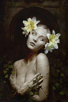 Fabulous new dark and delicious digital work by Dihaze www.facebook.com/dianadihaze/