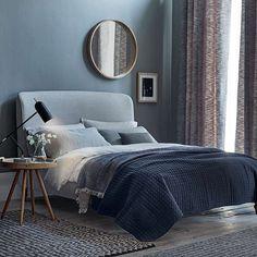 BuyJohn Lewis Croft Collection Skye Bed Frame, Super King Size, Loch Blue Online at johnlewis.com