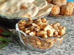 Bombay Spiced Cashews