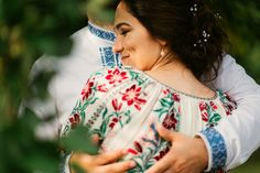 Iulia-Andrei-traditional romanian wedding_land of white deer Modern Traditional, Traditional Wedding, Traditional Outfits, Romanian Wedding, Central And Eastern Europe, Let's Get Married, Folk Costume, Wild And Free, Pagan