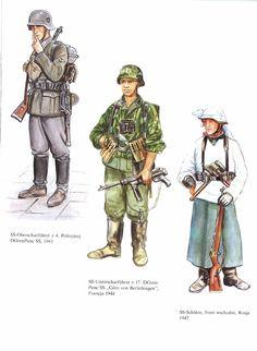 German Uniforms, German Army, Ww2, Fictional Characters, Military