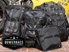A Modular Travel System Inspired by Active Lifestyles. Customize your Bags and Luggage to Grow With You, Bowerbags™. Make It Yours.