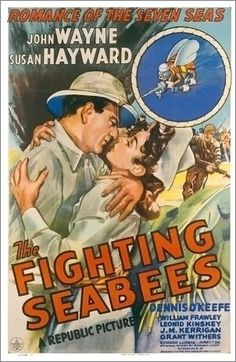 The Fighting Seabees (1944) movie review