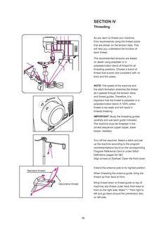 инструкция оверлок type special