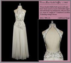 vintage dior wedding dress -
