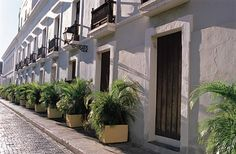 Take a tour down the cobblestone streets of Old San Juan. #PuertoRico #Caribbean #CelebrityCruises