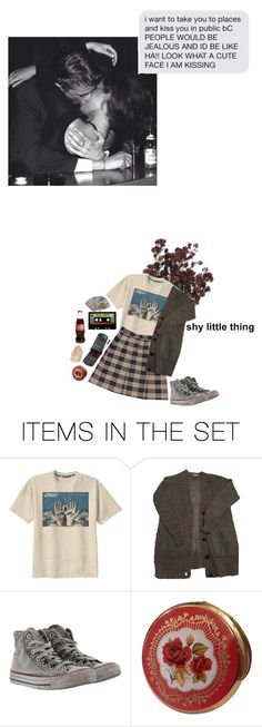 """""""paint you with my eyes closed"""" by megtijssen ❤ liked on Polyvore featuring art"""