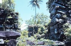 Discover Nan Madol Ruins in Micronesia: The ruins of a South Pacific island city are spectacular and strange enough to have inspired H. Out Of Place Artifacts, Civilization Beyond Earth, Civilization Vi, Coral Castle, Federated States Of Micronesia, Ancient Buildings, Ancient Architecture, Abandoned Cities, Island Nations