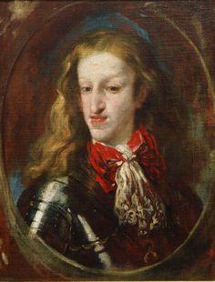 Luca Giordano, King Charles II of Spain, c1685