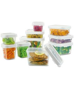 Make your lunches on Sunday - then grab and go!