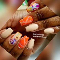 """259 Likes, 1 Comments - Get Some Nelle-zazz in Yo Life (@nellesnails) on Instagram: """"Hey Nails!  #nailclub #naillady #nailsart #creative #showmethemani #naillife #clawsup…"""""""