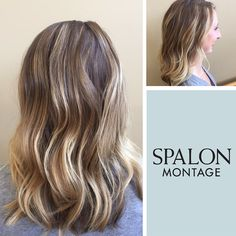 Spalon : Wedding days are very special to us at Spalon Montage. One of Stylist ...