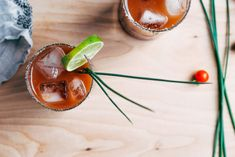 Bloody Maria With Fresh Tomato | A Cup of Jo