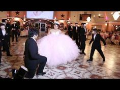 Yasmine Mendoza amazing surprise quince video. They worked really hard for this dance and all of them really enjoyed some dancers did not have enough experie...
