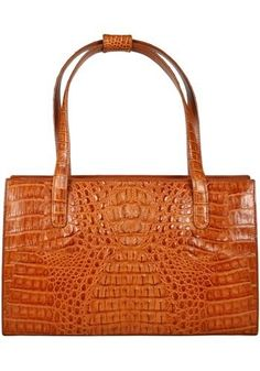 Tan Handbag Genuine Alligator Skin Leather Top Handle Bags Shoes We Help You To Find Bargains Online