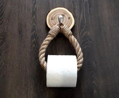 Adorable Bathroom Diy For towel holder your 30 DIY Adorable Bathroom Diy For towel holder your 30 DIY This article is not availableToilet paper holder . Home Decor Accessories, Decorative Accessories, Easy Napkin Folding, Rustic Toilet Paper Holders, Rustic Toilets, Nautical Bathroom Decor, Towel Holder, Cheap Home Decor, Etsy