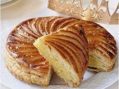 Galette des rois à la frangipane facile – Gâteaux & Délices