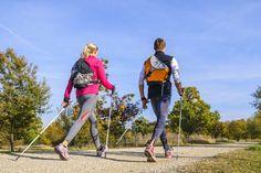 bienfaits de la marche nordique Cape Peninsula, The finest Nordic Walking peninsula in the world Nordic Walking, Ingelheim Am Rhein, Walking Poles, Low Impact Workout, Cross Training, Upper Body, South Africa, Benefit, Exercise