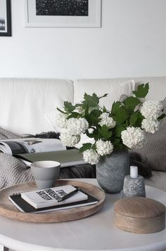 Scandinavian living room. H&M Home new collection favorites