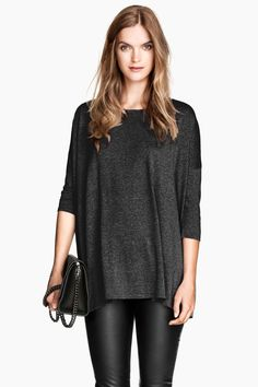 #SALE Grey Long Sleeve Casual T-shirt Shop the #SALE at #Sheinside
