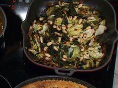 Rostad spetskål, grönkål och svartkål | Recept från Köket.se