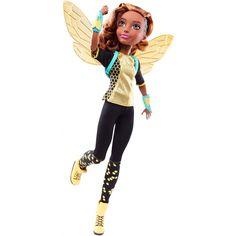 "DC Super Hero Girls Bumblebee 12"" Action Doll"