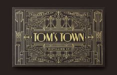 Tom's Town Distilling Co. is downtown Kansas City's first legal distillery since Prohibition. Drawing inspiration from the country's most polarizing and corrupt political boss, Tom Pendergast, Tom's Town brings to life the glamorous magnetism of the Gatsb…