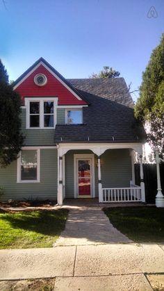 1891 Remodel Champ Near Downtown - vacation rental in Colorado Springs, Colorado. View more: #ColoradoSpringsColoradoVacationRentals