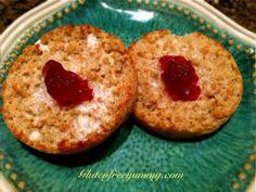 Gluten-free English Muffins from Gluten Free Yummy.