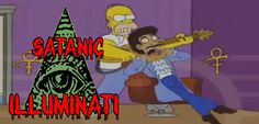 Listen to why he's killed  and then  research  his history with the record company  THE SIMPSONS PREDICTED PRINCE'S ILLUMINATI SACRIFICE IN 2008