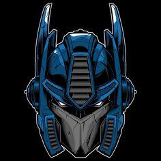 Old school Optimus Prime! #transformers #vector #illustration #autobots #optimusprime #optimus #sweyda