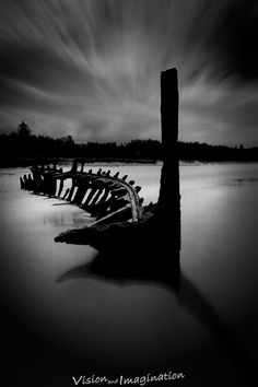 SS Dicky.  Black and white photography from Photography Talk. For more photography, visit our site: http://www.photographytalk.com/