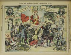 Gedenkblatt zur Gründung der SPÖ in Hainfeld 1890! Dieses Bild hat Kaskeline an Friedrich ENgels gesendet. Vintage World Maps, 1 Mai, Illustration, Painting, Pictures, Painting Art, Illustrations, Paintings, Painted Canvas