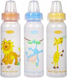 Save on baby bottles on Amazon! Get this Evenflo Zoo Friends Bottle Pegable 8oz with Standard Nipple for only $2.95! Normally $12.04! If you need bottles, grab this deal! Amazon prices can change without warning! Get Free Shipping on orders over $35.00 or more or sign up for a free trial of Amazon Prime, Amazon …