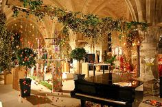 My French Life: Orchid Festival in an ancient Abbey in France
