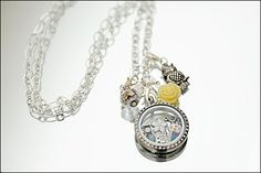 {Origami Owl} Locket - click on the image to shop OR join my team! Designer #19090