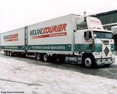 Midland Courier - Freightliner