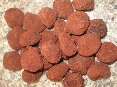 Traditional truffles