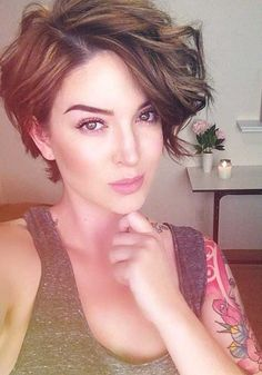 Pixie Cut 2014 – 2015 | http://www.short-hairstyles.co/pixie-cut-2014-2015.html