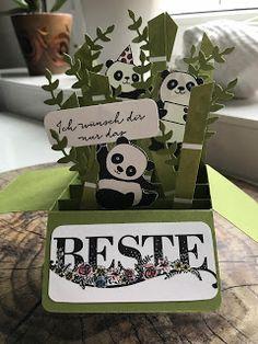 breti68 - Kreativ mit Papier: Stampin`Up! Party-Pandas