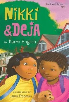 Book Series: Nikki & Deja Author: Karen English Books: Nikki and Deja Birthday Blues The Newsy News Newsletter Election Madness Wedding Drama Substitute Trouble Photo African American Books, American Children, American Literature, Children's Literature, Literature Circles, American Girls, Books For Second Graders, Good Books, My Books