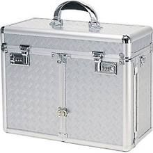 TZ Case Dry Boxes AB90 Small Make-Up Kits - Silver Model: AB-90-S