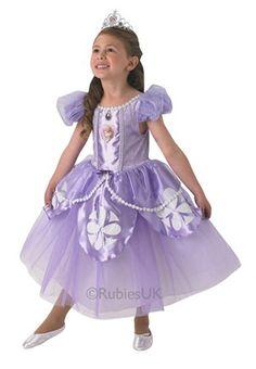 Disney Premium Sofia Costume