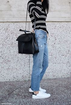 20 Laid-Back Looks To Try This Spring | @andwhatelse