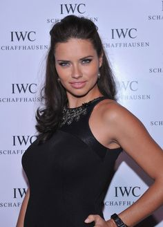 Adriana Lima Photo - IWC Flagship Boutique New York City Grand Opening