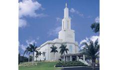 Santo Domingo Dominican Republic Temple