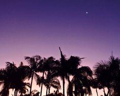 Noosa sunset, QLD, Australia
