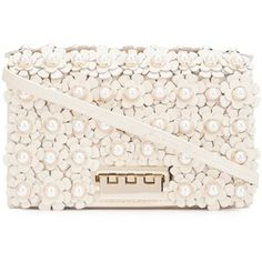 e47e670bbf7d1 Zac Zac Posen Earthette Embellished Crossbody Bag